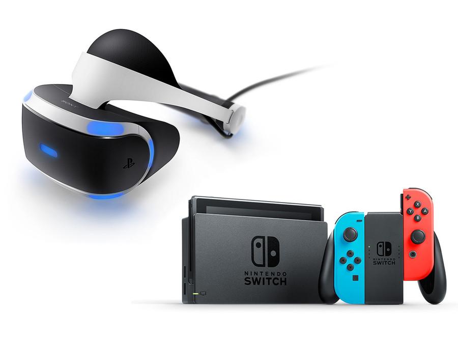高橋名人がガチ比較『PlayStation VR』VS『Nintendo Switch』どっちが楽しい? >>> 比べてるうちに日本は劣化