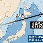 北朝鮮ミサイル発射 北海道上空を通過、迎撃せず  >>> 落下を放映せよ