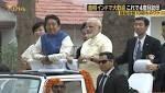 安倍首相、インドで大歓迎 >>> パレードについて報じられない日本、報道こそ自分探しにいけよ